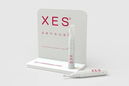 XES stimolatore vaginale con fluido al CBD & CBG