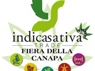 MAGIC WEED A BOLOGNA 18/19/20 MAGGIO 2018 - FIERA INDICA - SATIVA TRADE - STAND T9