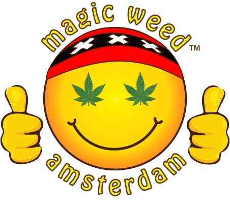 OFFICIAL LOGO MAGIC WEED