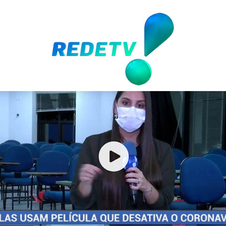 Escolas de São Paulo começa a usar película contra a covid