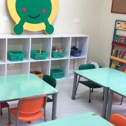 Mesas infantis