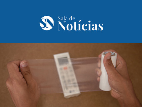 Cresce venda de película multiuso contra Covid-19 com aumento de casos em Santa Catarina.