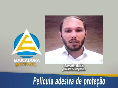 Educadora Entrevista Ramatis Radis