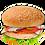 Thumbnail: Бургер с Куриной котлетой