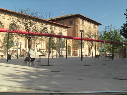 Plaza del Tubo