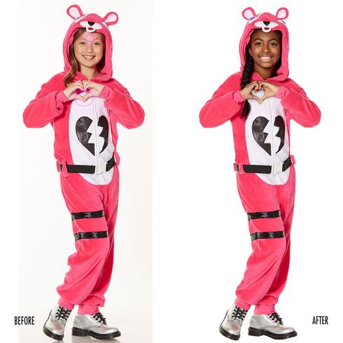 Spencer Gifts-Spirit Halloween: Cuddle Team Leader Costume