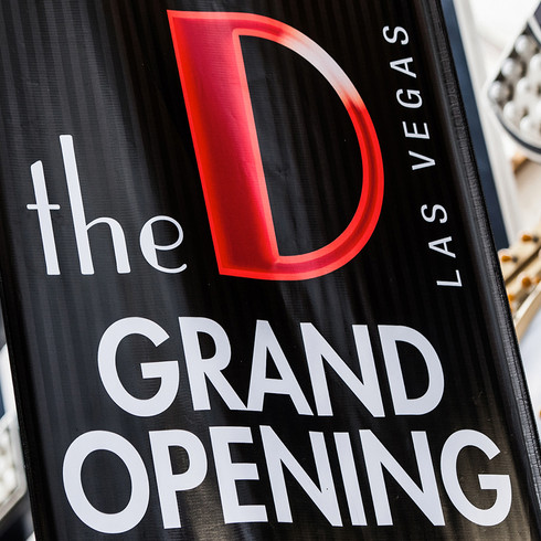 LV + theD = Grand BRAND Opening!