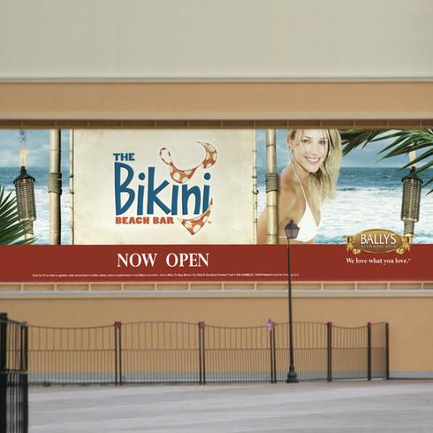 Bikini. Beverage. Beach & Breeze.