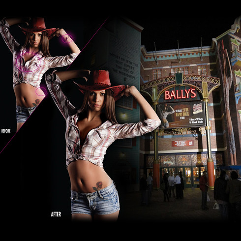 Wild Wild West Retouched by NIGHT
