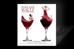 PRINT AD: Atlantic City Wine&Waltz