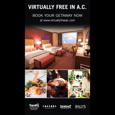 """Virtual Ad = Peak ... .. ... """"click through action"""""""