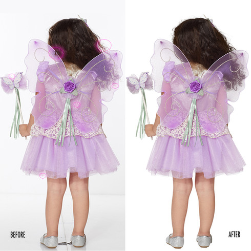 Spencer Gifts-Spirit Halloween: Fairy Costume