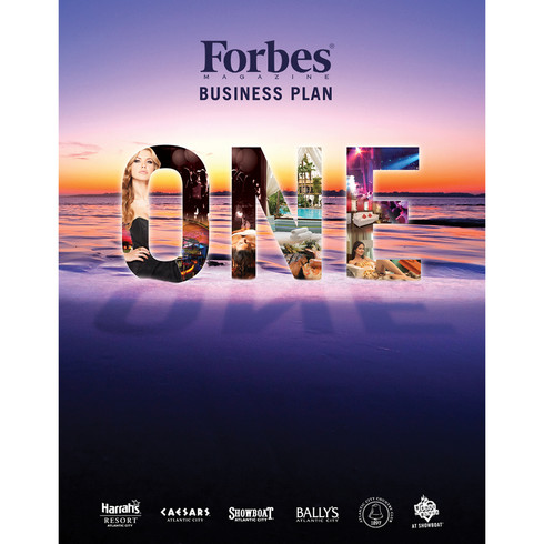 FORBES is the ONE (by night)