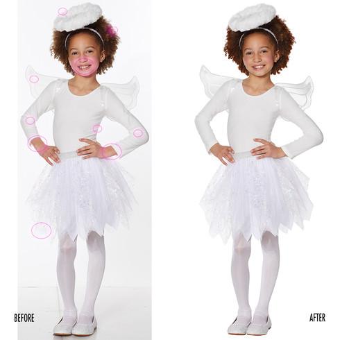 Spencer Gifts-Spirit Halloween: Angel Costume