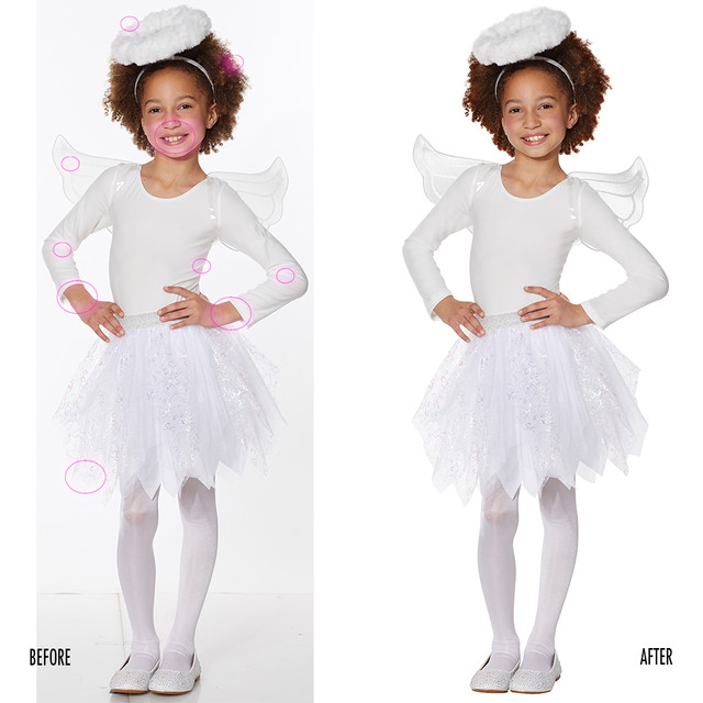 Spencer Gifts-Spirit Halloween: Angel Costume