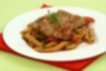 recette-e12225-piccata-de-veau-penne-aux