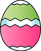 easter-kids-decorated-egg3_WhimsyClips.p