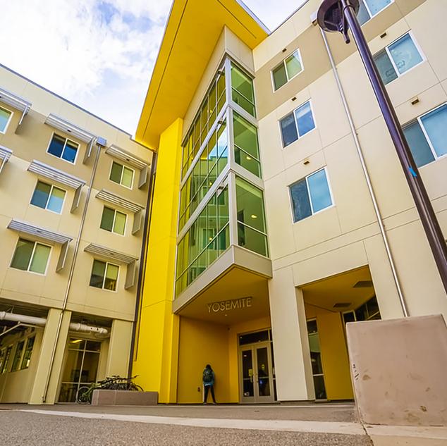 University of California, Davis Dormitories