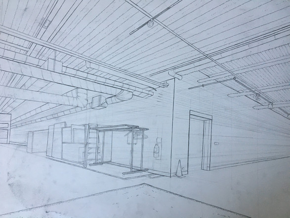 Drawing I Linear Perspective