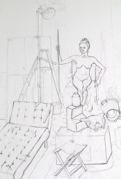 Drawing II Midterm