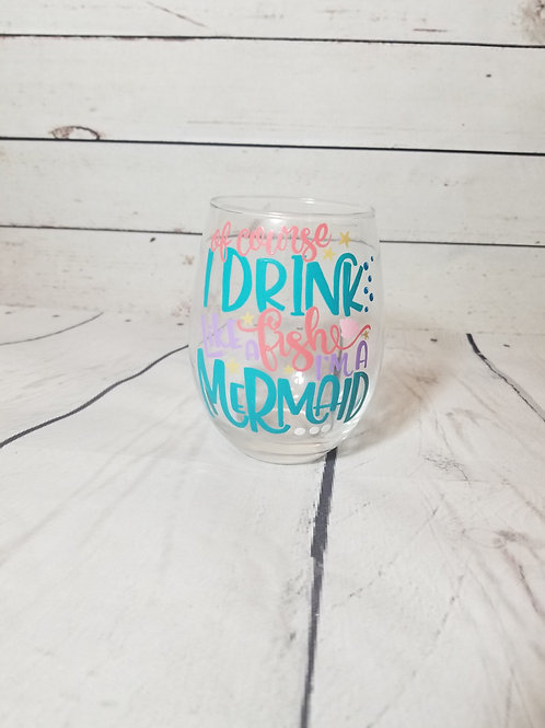 Drink with a Mermaid
