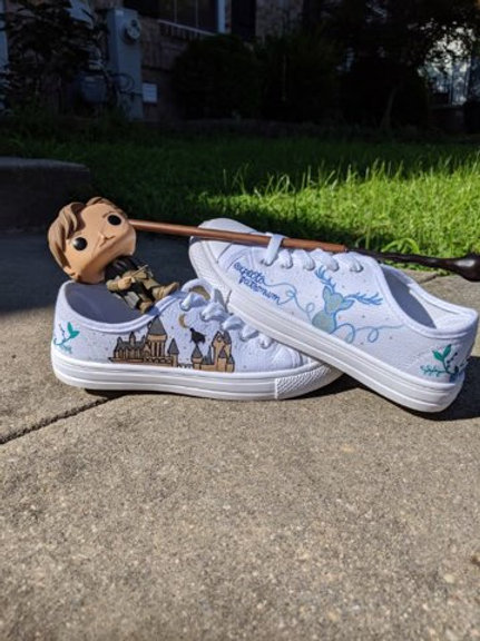 Hogwarts is Home Shoes