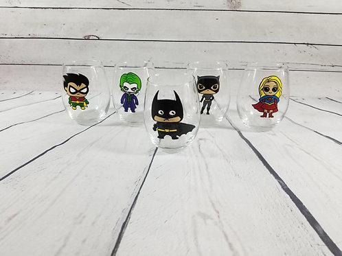 DC cuties