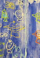 Underwater Watercolours - Huronia Centen