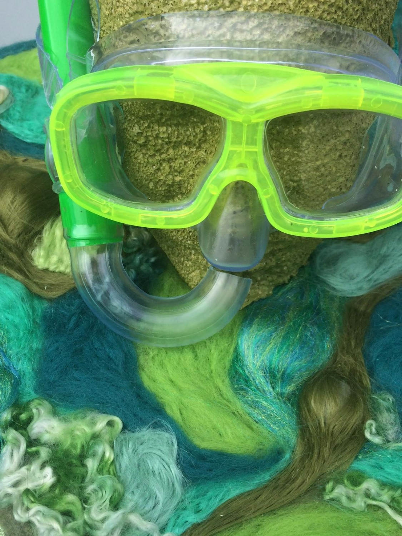 Algal Bloom (Detail)