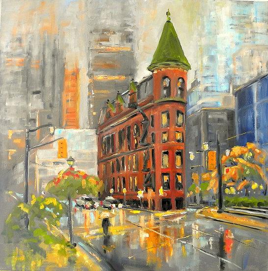 Urban Landscapes with Murray Van Halem