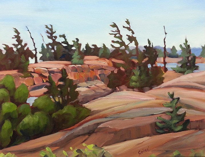 Introduction to Oil Painting with Deb Grise