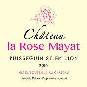 vin rosé de la rose mayat