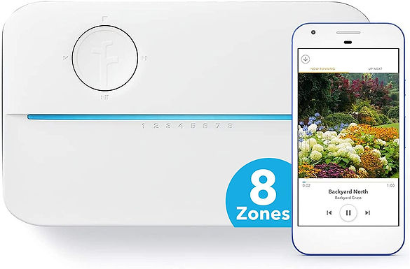 Rachio 3 Smart Sprinkler Controller, 8 Zone