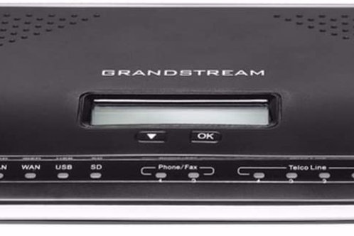 Grandstream PBX - UCM6204 - 4 Port IP PBX Phone System