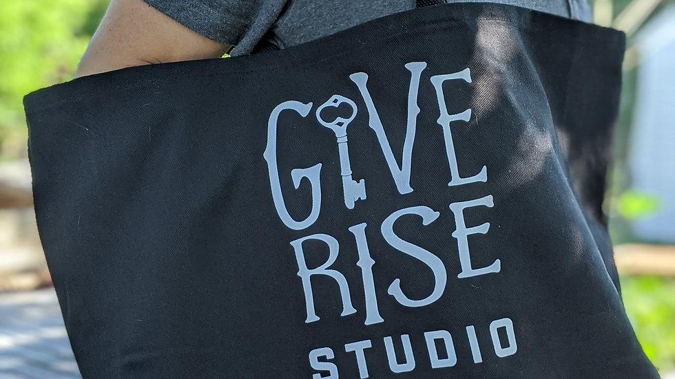 Give Rise Studio - Jumbo Tote