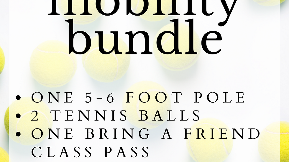 Mobility Bundle with Bring a Friend Pass