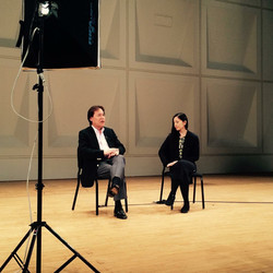 interview with Tsugio Tokunaga