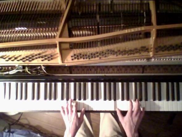 谷山浩子 - 鳥籠姫 (piano solo cover)