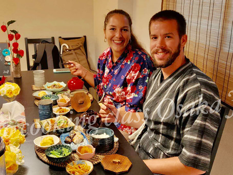 """On 7th. September,we had our customers from USA🇺🇸. It was """"Family meal cooking activity"""".Thank yo"""