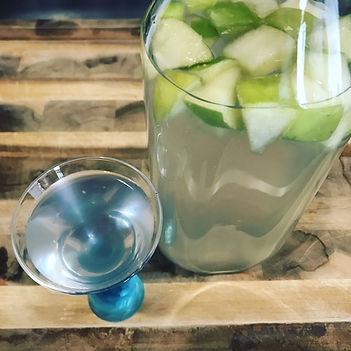Green Apple Water Kefir