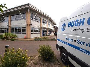 Hugh Crane Cleaning Supplies
