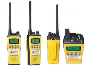 Two way VHF radiotelephone apparatus and Search and rescue locating device requirements as per SOLAS