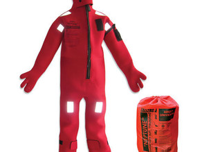 Marine Immersion suit's requirements as per LSA code and SOLAS