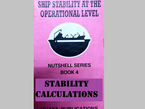 Chapter 9 - Stability Calculation