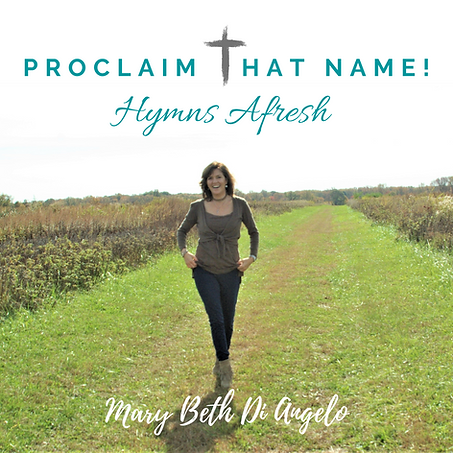 Proclaim That Name CD Front Cover.png