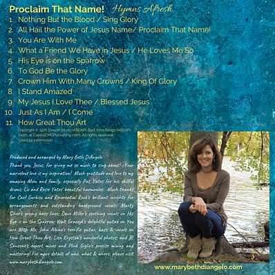 Proclaim That Name CD p4.png
