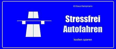 Stressfrei Autofahren Web app