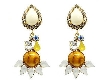 Shourouk Golden Earring