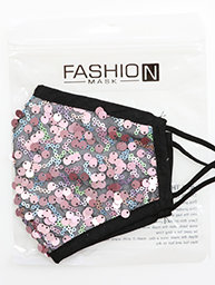 Glam Fashion Face Covering