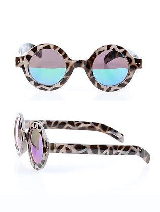 Animal Print Fashion Sunglasses